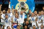 '베일 멀티골' 레알 마드리드, UEFA 챔스리그 3연패 달성