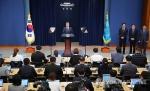 """문대통령 """"김정은, 완전한 비핵화 의지 확고하다는 점 피력"""""""