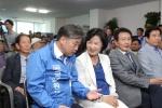 제천·단양 선거구, 중앙당 지도부 지원 사격