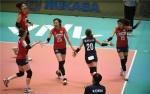 박정아 7득점…여자배구, 네덜란드에 0-3 참패