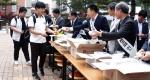 """천안 오성고 """"아침밥 먹는 학생 부쩍 늘었어요"""""""