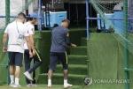 [월드컵] 15분 만에 훈련 멈춘 네이마르…'10차례 반칙 후유증'