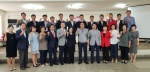 한국당 대전시당 '지방선거 당선인 간담회' 개최