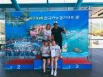 대전시체육회 카누 '금빛 패들링'