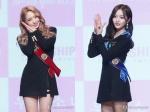 우주소녀 미기·선의, 중국판 '프듀 101' 1·2위
