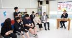 대안고 설립 추진 '시동'…김병우 충북교육감 은여울중 방문