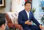 """김홍장 당진시장 """"시민 행복만 보고 4년 더 달리겠습니다"""""""