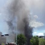 대전 탑립동 공장서 화재…2명 연기 마셔