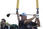 브리티시오픈 골프대회 개막…우즈, 10년 만에 메이저 우승 도전
