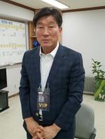 """박일순 대전탁구협회장 """"대전서 27년만에…벅찬 감동"""""""