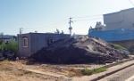청양읍 도시재생사업 폐기물만 쌓여간다