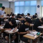폭염 이기는 고3 학구열… 보충수업·자율학습 현장 르포