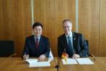 가스안전공사, 독일과 기술교류 협정