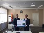 대전교육청, 전국 최초 표준형 코딩 교육용 '에듀 메이커보드' 몽골에 전파