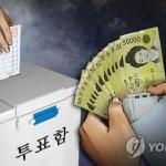 공천헌금 수수 의혹 충북도의원 구속영장 신청
