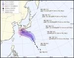 태풍 '솔릭' 일본 남부 향해 북상…한국 영향 미칠지 주목