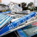 태풍 '솔릭' 피해액만 천억대 2010년 '곤파스' 와 닮은꼴