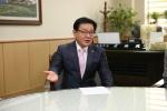 """계룡시장 """"인구 7만 명품 자족도시 기반마련…미래 지향적 계룡 만들 것"""""""