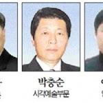 문화가 꽃피는 대전만들기 앞장선 '자랑스런 얼굴들'