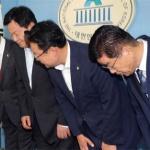 한국당 초재선 '당협위원장 자진 사퇴'