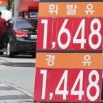 휘발유 리터당 1627원… 기름값·차례비용 다 올랐다