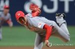 김광현 10승·김강민 만루포…SK, 한화 꺾고 5연승