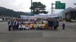 금산교육지원청, 2018 하반기 교통안전·학교폭력예방 등굣길 캠페인 전개