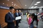 한국다문화硏, 다문화가족 자녀 80명에 장학금 4000만원 전달