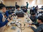 동아마이스터고, 산업수요 맞춤 교육…높은 취업률