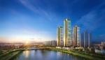 49층 랜드마크…'유등천 파라곤' 인기