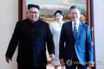 문대통령·김위원장, 배석자 없는 단독회담 진행 중(종합)