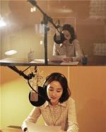 한혜진, 국립현대미술관 특별전 목소리 재능기부