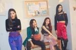 대세끼리 뭉쳤다…슬기·신비·청하·소연 '와우 싱'