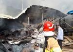 충북 보은서 주택 창고 화재…2천500만원 피해