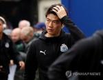 기성용, 2경기 연속 결장…뉴캐슬 리그 6경기째 무승