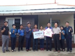 금산군-삼성전자 TP센터, 저소득가정 사랑의 집수리