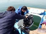 충남도 수산자원연구소, 어업용기자재 이동수리소 성료