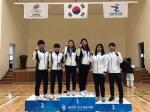 신성대, 전국체전 택견서 동메달 2개