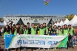 농협, 당진해나루 황토고구마축제 봉사활동