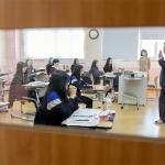 최교진 세종교육감 고3 수험생 격려 방문