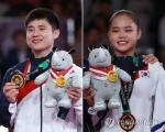 김한솔·여서정, 세계체조선수권대회서 올림픽 경쟁력 점검
