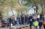 대청호 오백리길 걷기축제 3000명 참여 성황
