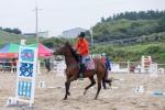 '달리기 좋은' 청양군… 군수배 전국승마대회 개최