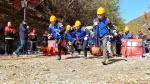 대전시 산불 지상진화 경연대회…유성구 1위