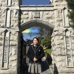 대전신일여고 김주영 학생 공무원 됐다