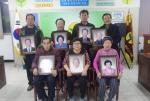 대전새마을지도자 중구협의회 장수사진 전달