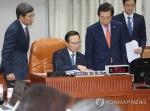 국회 운영위, 청와대 국감…임종석·장하성 출석