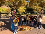 영동 용두공원, 가을을 즐기는 특별한 '자연생태 교육'