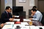 김석환 군수, 지역현안사업 국비확보 위해 잰걸음