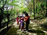 청주 미동산수목원, 무장애 나눔길 조성